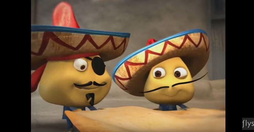 Mister potato - Rangup