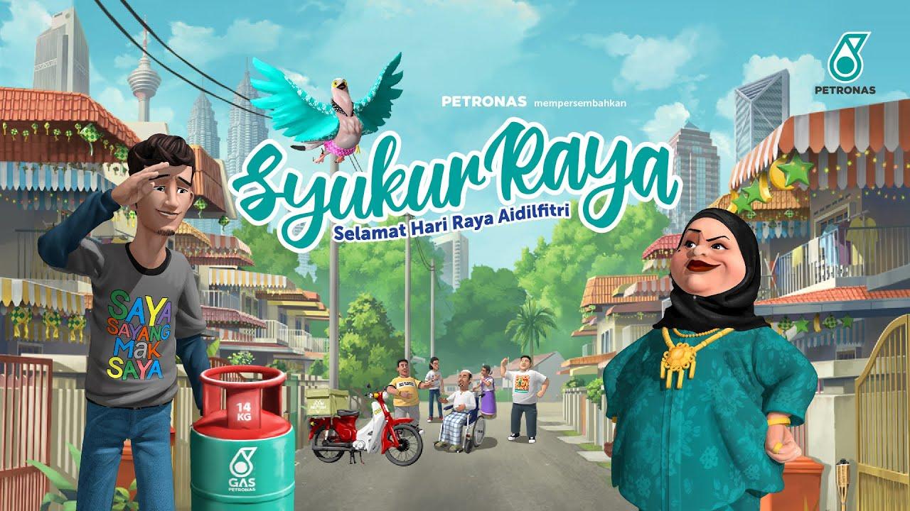 Petronas Raya 2021