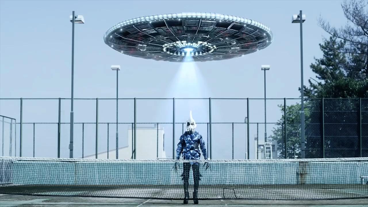 リブマックス 第4弾「宇宙人」篇